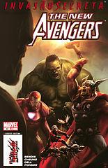 12 - Novos Vingadores 40 (Secret Invasion).cbr
