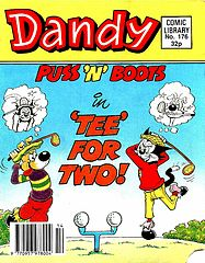 Dandy Comic Library 176 - Puss n Boots in Tee For Two (TGMG).cbz