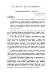 Uma Janela Para o Evangelho de Mateus [Encontro 3].pdf