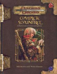 D&D 3.5 - Complete Scoundrel.pdf