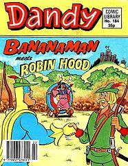 Dandy Comic Library 184 - Bananaman meets Robin Hood (TGMG).cbz