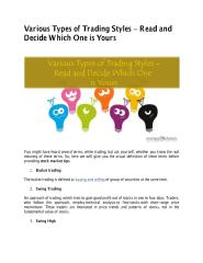 Various Types of Trading Styles – Read and Decide Which One is Yours.pdf