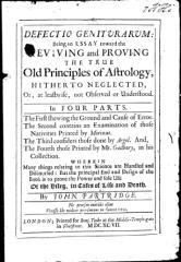 John Partridge - Defectio Geniturarum.pdf
